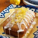 Lemon Iced Tea Loaf
