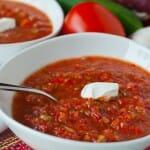 Gazpacho - A Family Feast