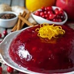 Cranberry Sauce - A Family Feast