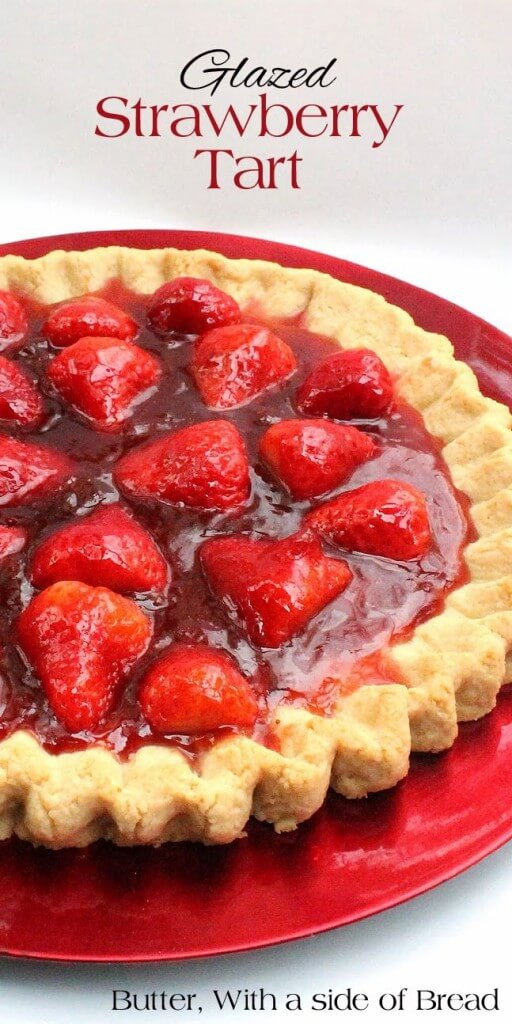 Strawberry Glazed - 25 Sweet & Savory Strawberry Recipes