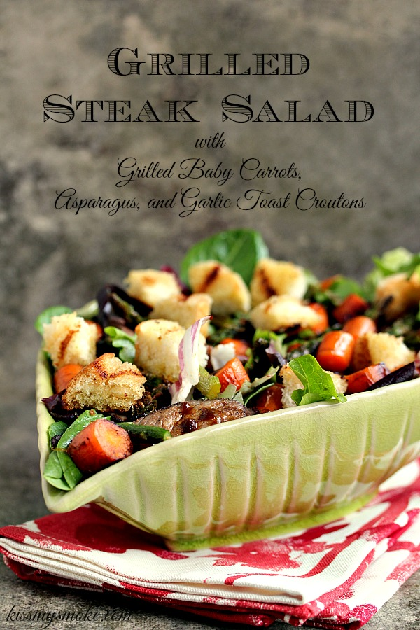 Grilled Steak Salad - 30-Plus Great Grilling Recipes