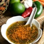 Vietnamese Dipping Sauce - A Family Feast