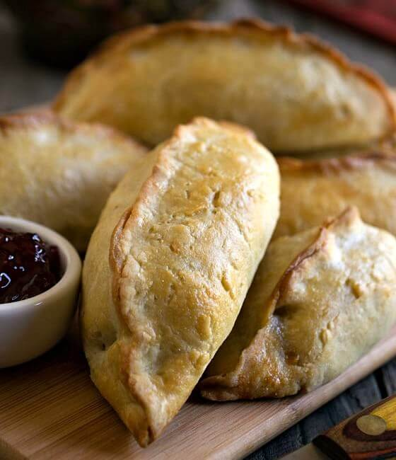 The New England Pasty