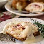 Chicken Cordon Bleu - A Family Feast
