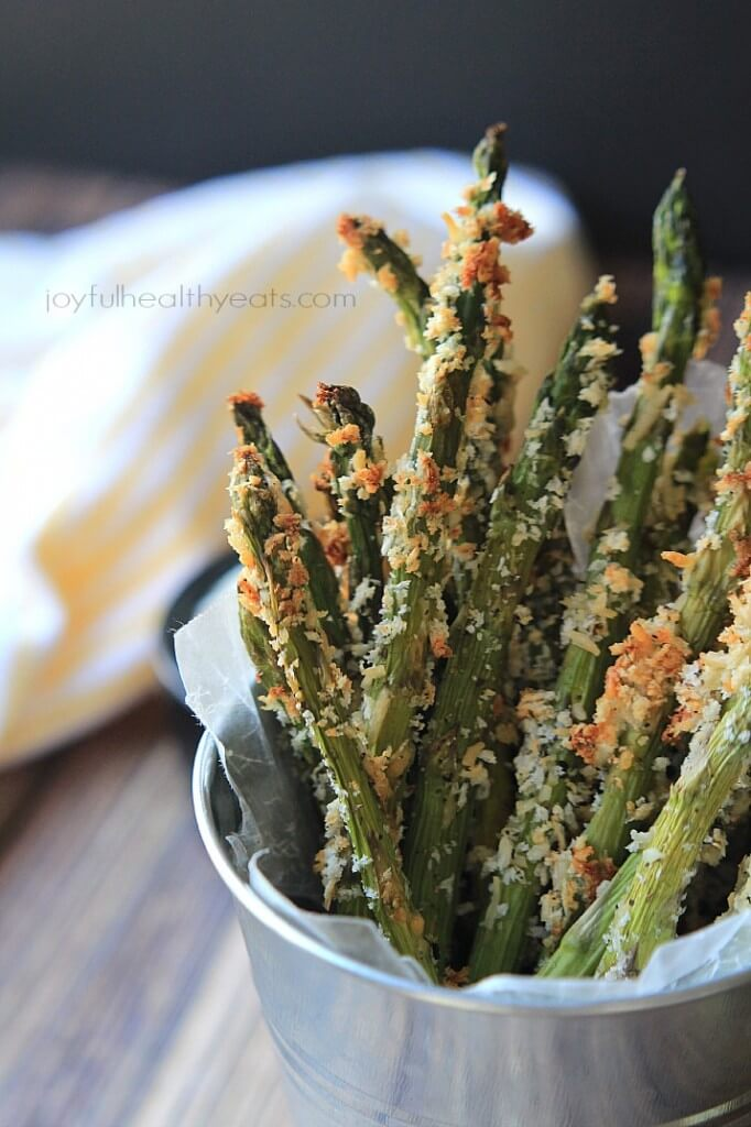 Baked Asparagus Fries - One of over 30 Amazing Asparagus Recipes to ...