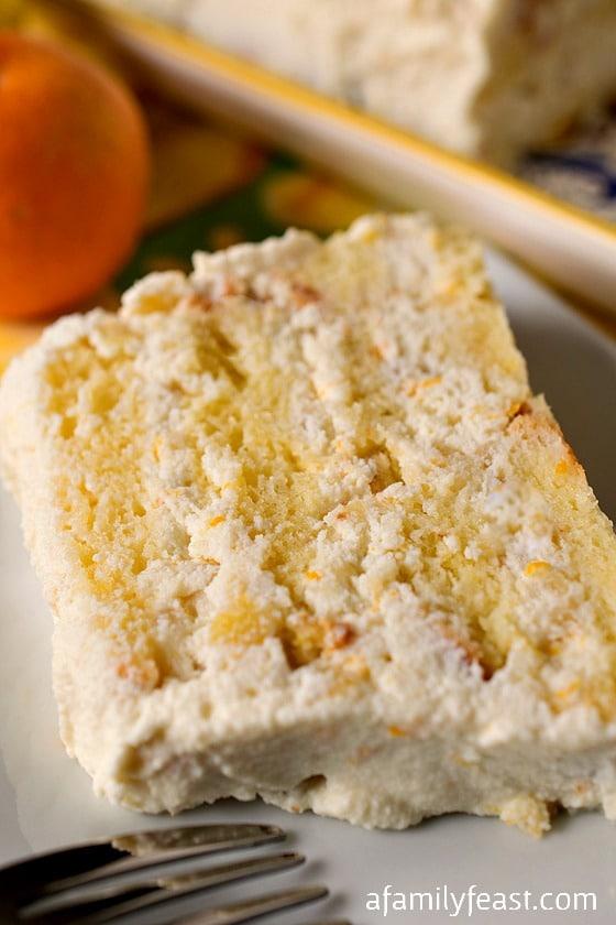 Cassata Ricotta Sponge Cake With Ricotta A Family Feast