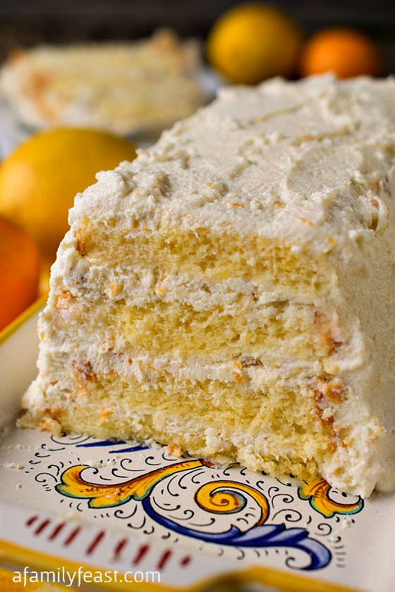 Cassata Ricotta (Sponge Cake with Ricotta) - A lighter version of the ...